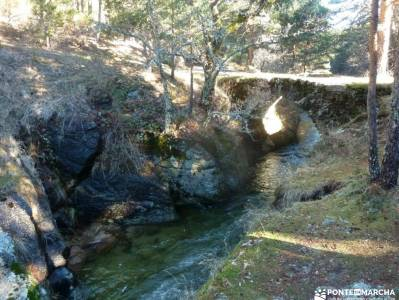 Cabeza Mediana;Camino Angostura; viajes puente club la salamanca parque gorbeia viajes alternativos